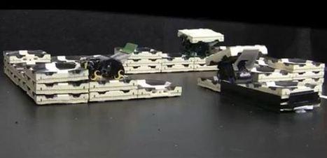L'Homme colonisera-t-il Mars avec des robots bâtisseurs ? | 21st Century Innovative Technologies and Developments as also discoveries, curiosity ( insolite)... | Scoop.it