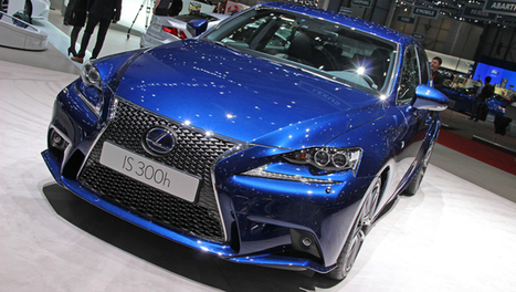 Nouvelle Lexus IS : les tarifs | Lexus vu par le web (français) | Scoop.it