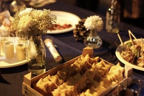 Conseils pour organiser le repas de votre mariage   The bride next door   Objectif Mariage   Scoop.it