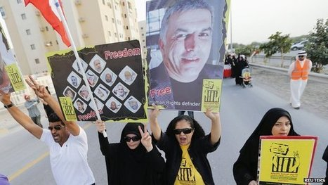 Bahraini rights activist released | Human Rights and the Will to be free | Scoop.it