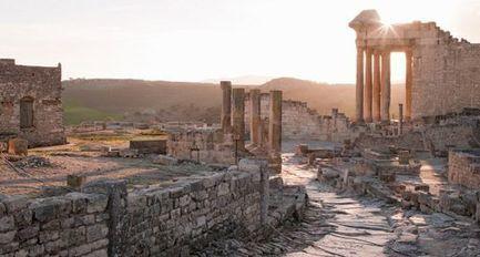 Tunisie: le patrimoine n'est pas au mieux de sa forme | Histoire et Archéologie | Scoop.it