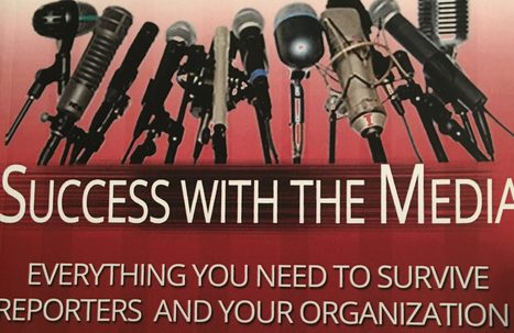 Successful Media Relations: The Need For One Spokesperson-Taking A Hit | Public relations | Scoop.it