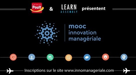 Le MOOC Innovation Managériale, 1ère impressions | Zevillage | Teletravail et coworking | Scoop.it