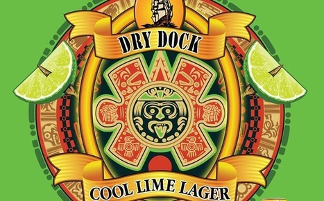 Dry Dock's Cool Lime Lager Isn't Your Average Lime Beer | International Beer News | Scoop.it