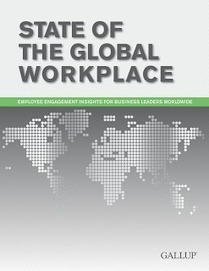 Gallup Releases New Insights on the State of the Global Workplace | Open Source Thinking | Scoop.it