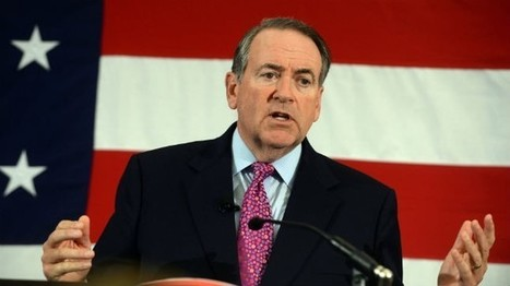 Huckabee: SCOTUS 'cannot overrule God' | Religion and Politics | Scoop.it