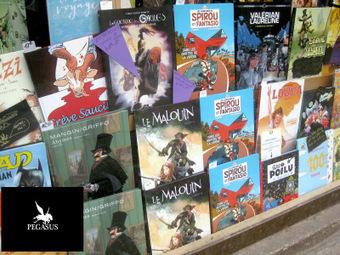 Le Malouin disponible à la librairie Critic de Rennes | Bande dessinée et illustrations | Scoop.it