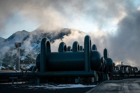 Iceland Carbon Dioxide Storage Project Locks Away Gas, and Fast | enjoy yourself | Scoop.it