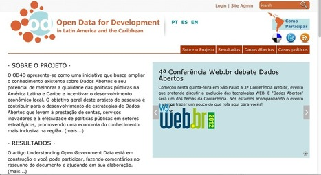 Open Data Portal for Latin America | Open Knowledge Foundation Blog | Science ouverte - Open science | Scoop.it