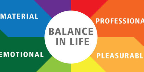Your Happiness Lies in the Balance | #LEARNing2LEARN  | Educación en Red | Scoop.it