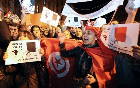 Could Tunisia Be The Next Twitter Revolution? - 				The Daily Dish | By Andrew Sullivan | Coveting Freedom | Scoop.it