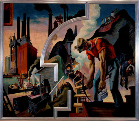 The Metropolitan Museum of Art - Thomas Hart Benton's America Today | Culture and Fun - Art | Scoop.it