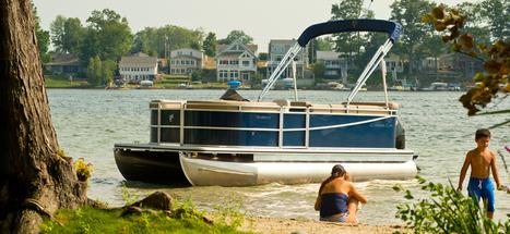 pontoon fishing boats | Pontoon Manufacturers | Scoop.it