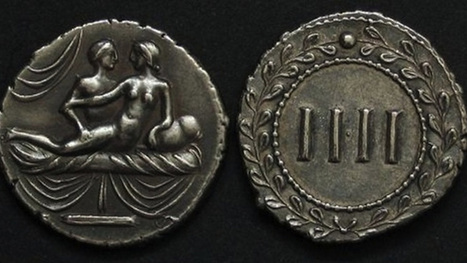 Ancient Roman coins depict sundry sexual acts, but what were they for? | Roman | Scoop.it