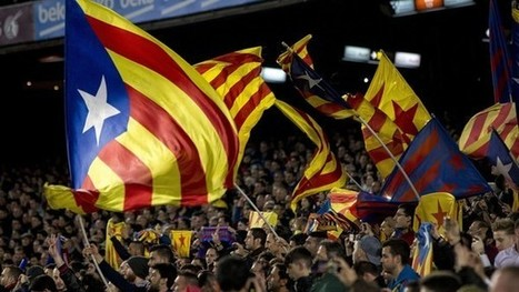 Catalan flag allowed at Spanish Cup final after ban lifted - FT.com | Catalunya | Scoop.it