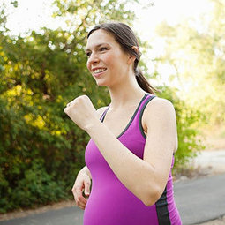 Why Pregnancy Workouts Build Better Babies   Women's Fitness   Scoop.it
