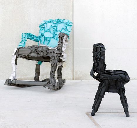 Leather Leftovers | Art, Design & Technology | Scoop.it