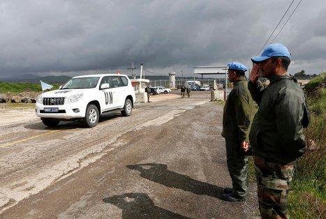 U.N. Starts Talks to Free Peacekeepers Held by Syria Rebels   IT and news   Scoop.it