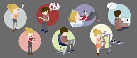 Les 7 péchés capitaux du web | Eredia | Scoop.it