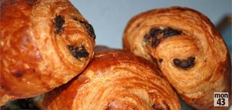 En Haute-Loire, les pains au chocolat les moins chers de France !   mon43.fr   Actu Boulangerie Patisserie Restauration Traiteur   Scoop.it