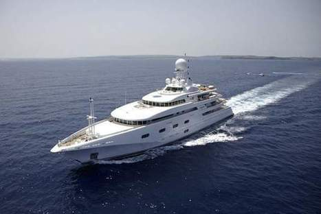 Pegasus V - superyacht for sale on boatinternational.com | Luxury Life Styles | Scoop.it