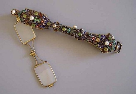 Getting A Handle On Antique Eyeglasses | Antiques & Vintage Collectibles | Scoop.it