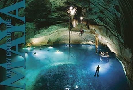 Maya Water World - National Geographic Magazine | Reino Maya | Scoop.it