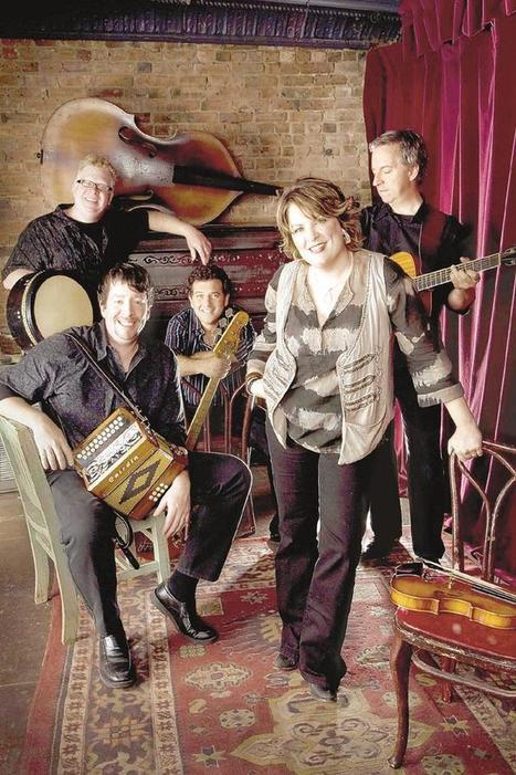 "Eileen Ivers set to storm Sellersville stage - Montgomery Newspapers | ""European folk music"" 