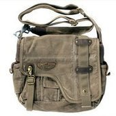 Distressed cross messenger bags unisex   personalized canvas messenger bags and backpack   Scoop.it