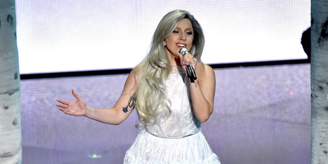 Lady Gaga Sings 'The Sound Of Music' Tribute At The Oscars   Albums, Artists, Christmas Music and Stuff   Scoop.it