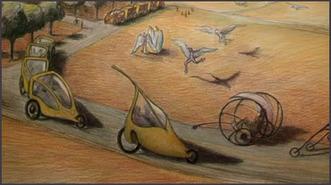 Et si nos villes avaient des ailes ? | Urbanisme | Scoop.it