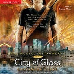The Mortal Instruments: City of Glass Audio Book 3 | Books | Scoop.it