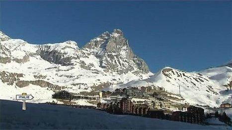 Italie-Suisse. Et si le Mont-Cervin devenait l'un des plus grands domaines skiables au monde? | Skipedia Snowsports Marketing | Scoop.it