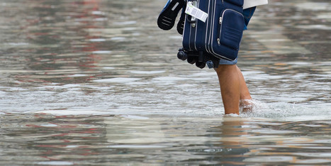 """PHOTOS: Venice Flooded! (""""is this city drowning? so are many other cities ..."""") 