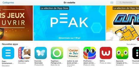 Apple supprime 256 applications de l'App Store pour vol de données personnelles I Vincent Hermann | Geeks | Scoop.it