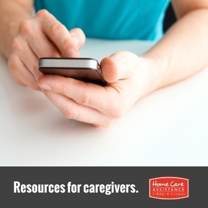 Top Apps for Family Caregivers | Home Care Assistance Tampa Bay | Home Care Assistance of Tampa Bay | Scoop.it