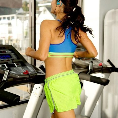 How to Burn Over 600 Calories on the Treadmill | Krazy Kardio | Scoop.it