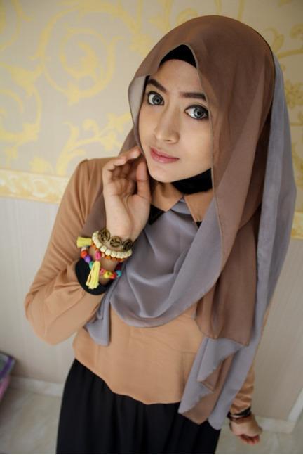 Kepo Fashion: 5 Tutorial Video Hijab Modern yang Simple dan Elegan ~ Natasha Farani   Fashion   Scoop.it