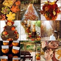 Fall Wedding Planning Inspiration » HotRef Blog | Wedding Ideas | Scoop.it