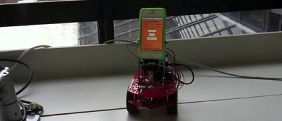 Autonomous robot uses an iPhone for its brain - Hack a Day | The Robot Times | Scoop.it