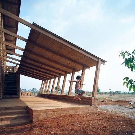 THINK GLOBAL, BUILD SOCIAL! Architectures for a Better World  8 June – 1 September 2013   asf - architecture   Scoop.it