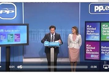 Diseño estilo Windows phone en el PP #España   PoderPDA   Partido Popular, una visión crítica   Scoop.it