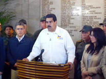 Chavez's handpicked successor at helm, for time being | Kameron-Current Issues | Scoop.it