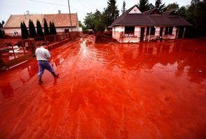 Mais que sont les boues rouges hongroises devenues? - Journal de l'environnement | Pollutions minières | Scoop.it