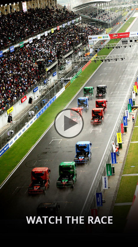 T1 Prima Truck Racing Championship India - Tata Motors | Tata Motors International Aid & Project Vehicles | Scoop.it