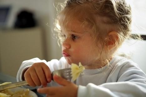 Bébé à table… éteignez la télé ! - Destination Santé | Médias et Santé | Scoop.it