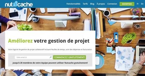 NutCache. Gestion et suivi de projets en mode collaboratif - Les Outils Collaboratifs | Les outils du Web 2.0 | Scoop.it