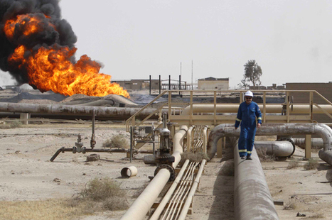 "Email to Clinton: U.S. pressured Iraq to increase oil production ""to pay the greatest dividends"" 