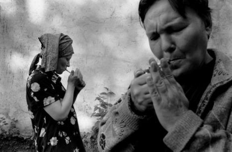 ALEXANDRA DEMENKOVA | Photographie B&W | Scoop.it