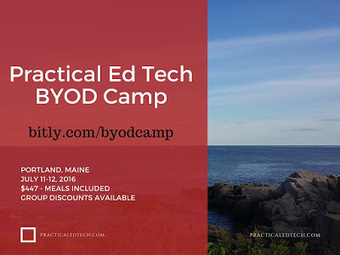 Free Technology for Teachers: 10 Things You Can Learn at the Practical Ed Tech BYOD Camp | Beyond the Stacks | Scoop.it